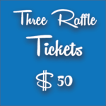 Raffle Tickets for 30x 40 Landscape Painting